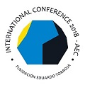 International Conference on Construction Research / Eduardo Torroja Architecture, Engineering and Concrete / AEC