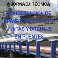 Jornada sobre Conservación de Apoyos, Juntas y Drenaje en Puentes