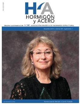 """Presentación Número especial de la revista """"Hormigón y Acero"""" dedicado a Carmen Andrade"""