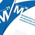Publicadas las monografías M29 y M30