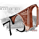 Viaducto de Martín Gil. 75 Aniversario