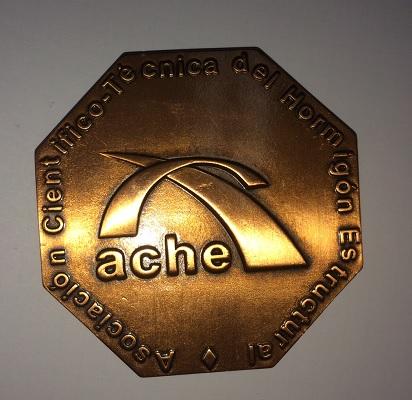 Medallas ACHE
