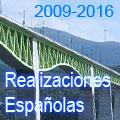 Realizaciones Españolas 2009-2016