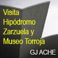 Próxima visita al Hipódromo de la Zarzuela y museo Torroja organizado por GJ ACHE