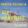 52 Asistentes en la Visita Técnica a ALE Heavylift